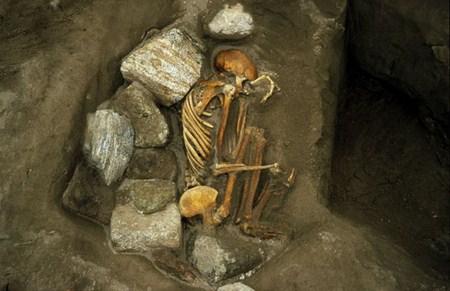 Клад-Халланские мумии