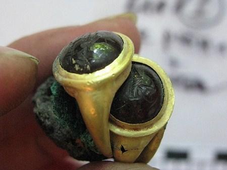 Бесценный клад был обнаружен в крымской крепости Артезиан