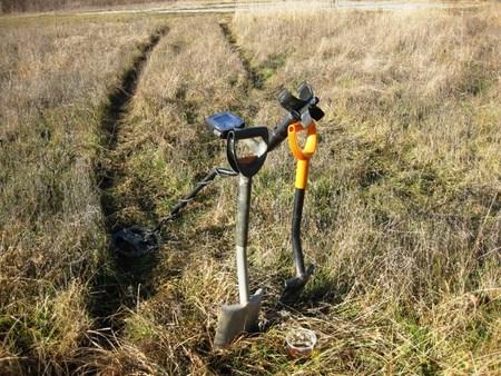 Укорачиваем телескопическую лопату Fiskars