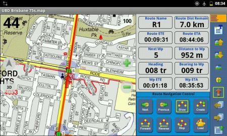 OziExplorer v1.20 для Android. Скачать Ozi на андроид. OziExplorer на android