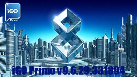 iGO Primo v9.6.29.331894 (Android). Скачать Igo для андроид
