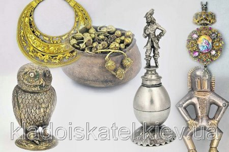 Самые интересные экспонаты главной сокровищницы Украины: клады, позолоченный человек и мушкетер с солью