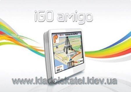 iGO Amigo Украинская версия