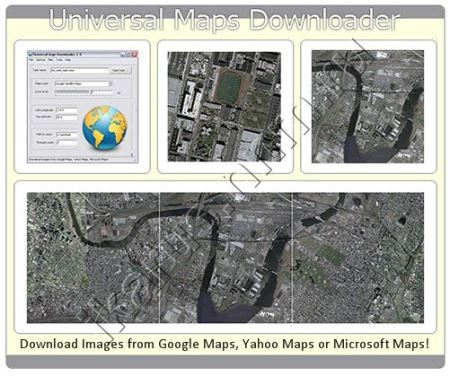 Universal Maps Downloader 2.8