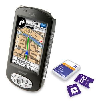 iGO 8 новая версия навигационной программы c 3D картографией