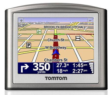 TomTom Navigator 6.010 + карты