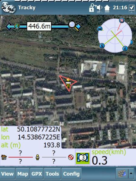 TrackyPro v2.2.1 - версия от 17 октября 2007 года