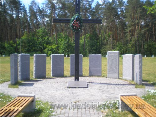 Поява під Житомиром німецького військового кладовища відомого під назвою