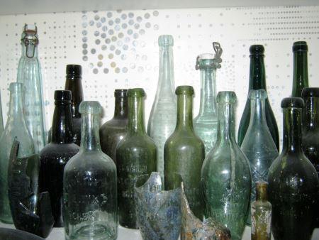 Очистка изделий из стекла