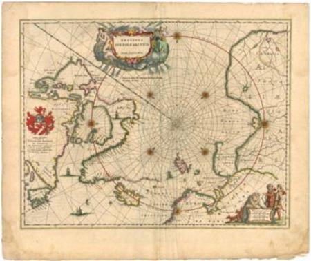 Карты Стран Центральной, Северной и Западной Европы с XVII по XVIII век