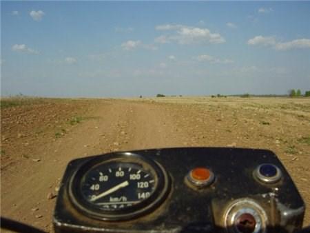 Одиночная экспедиция на мотоцикле. Часть 1