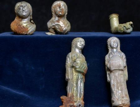 В Германии археолог-любитель в ходе раскопок нашел клад на миллион евро