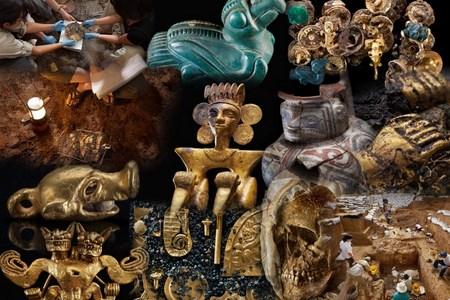 В Панаме обнаружено золото неизвестной цивилизации