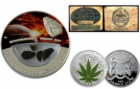 16 самых необычных в мире банкнот и монет