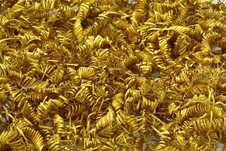Золотая головоломка: археологи обнаружили загадочные спирали бронзового века