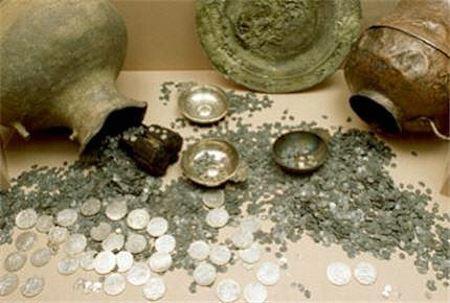 Строители Керченского моста нашли античный клад