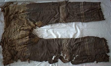 Найдены самые древние штаны, более 3300 лет