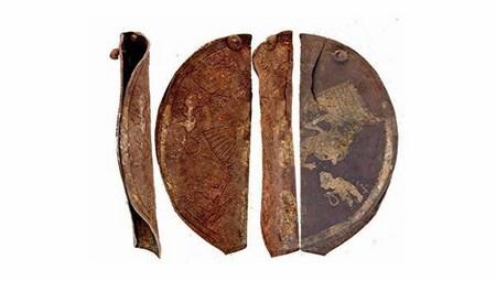 На стройке Крымского энергомоста нашли сокровища древних кавказцев
