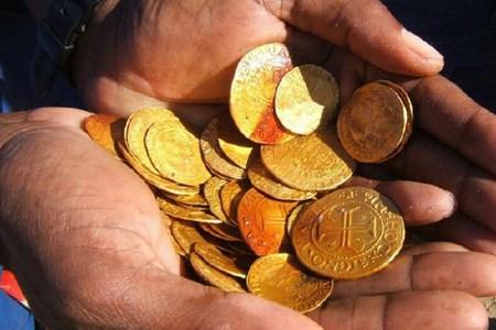 В пустыне Намибии найден 500-летний корабль с золотом на 13 млн долларов