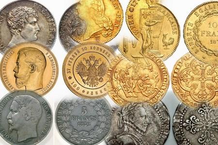 Монеты, которые я мечтаю найти с металлоискателем