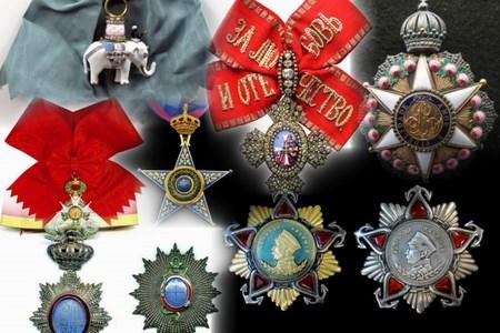 Самые красивые ордена в истории человечества
