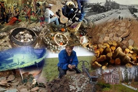 Ненайденные клады России