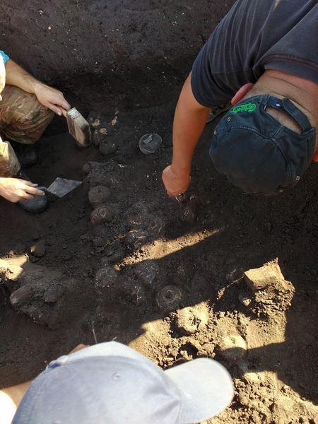 Археологи знайшли давню ткацьку майстерню поблизу Белза