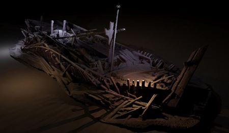 На дне Черного моря обнаружили в полной сохранности 40 османских и византийских кораблей