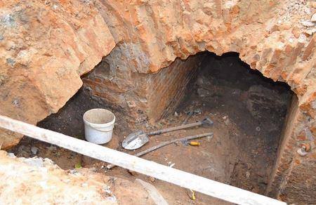 Житомирян зовут помочь раскопать старинное подземелье на Большой Бердичевской