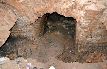 Старый Житомир: на улице Большой Бердичевской найдено еще одно подземелье