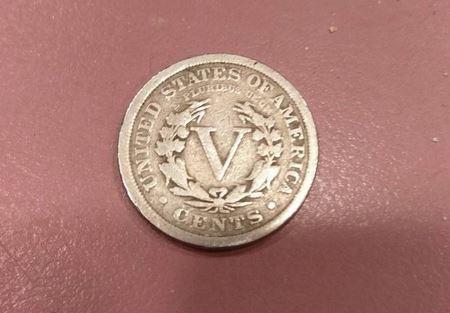 Житель США на сдачу получил редкую и дорогую монету
