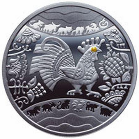 НБУ вводит в оборот памятную новогоднюю монету
