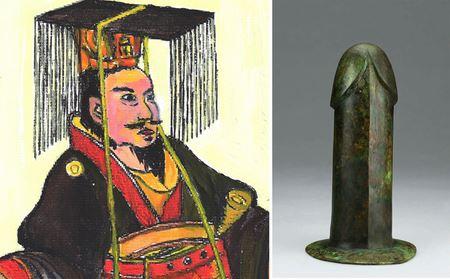 В Китае обнаружили секс-игрушки возрастом более 2000 лет