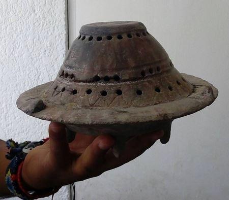 Засекреченные артефакты ацтеков: новое свидетельство существования НЛО