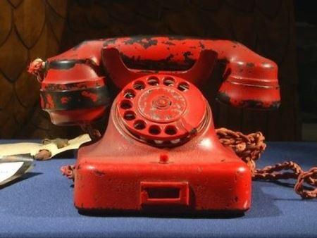 Личный телефонный аппарат Гитлера выставлен на продажу