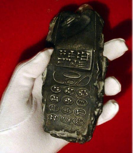 В Австрии археологи откопали мобильный телефон 13 века