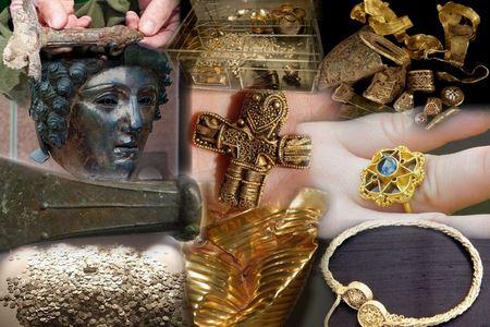 10 удивительных находок, сделанных с помощью металлоискателя