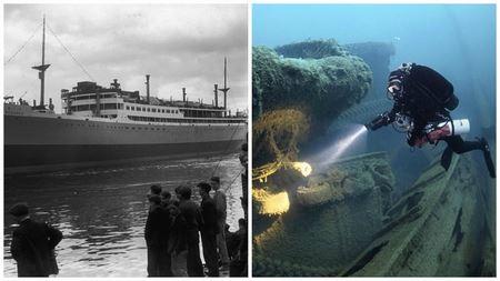 Затонувшее британское золото собираются поднять со дна Атлантики
