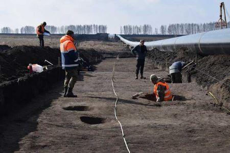 На Вінниччині проводять «рятівні розкопки» давніх поселень