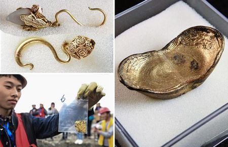 В провинции Сычуань найдены легендарные сокровища с затонувших судов