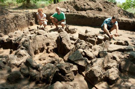 Необычную находку сделали израильские археологи