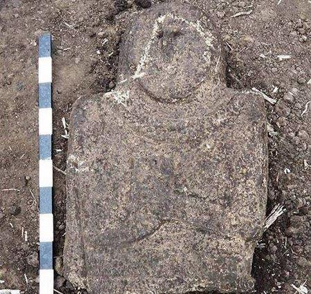 На Кіровоградщині знайшли скіфську бабу