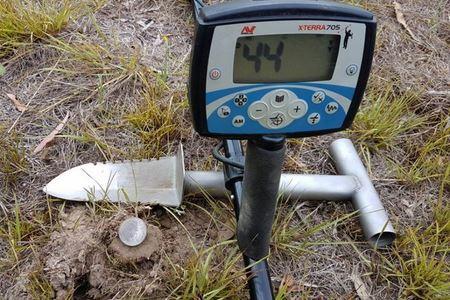 Как увеличить глубину поиска в металлоискателе X-Terra 705 (70)