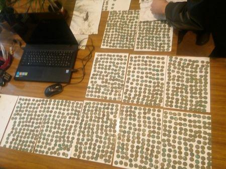 В Чернигове школьники нашли монетный клад недалеко от своей школы