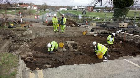Найден самый большой древний «монетный двор» в Европе