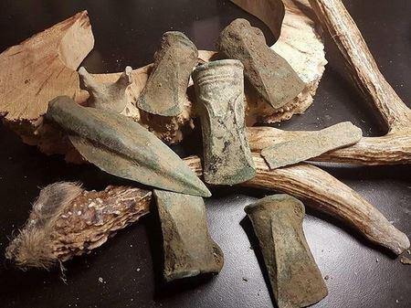 В Норвегии нашли огромное количество древних топоров