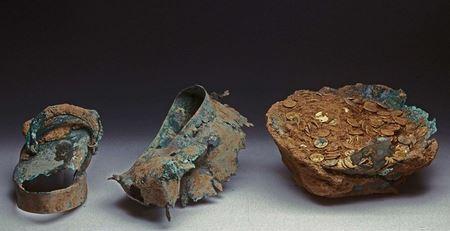 Клад Трира: 2516 золотых монет Римской империи