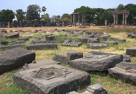 Индийский Варангал: одна из мегалитических загадок планеты