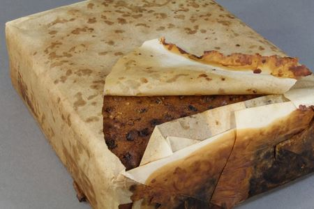 В Антарктиде нашли ароматный фруктовый пирог возрастом 106 лет