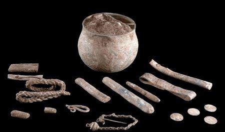 Клад из Йоркшира, который был выкуплен у поисковиков двумя английскими музеями